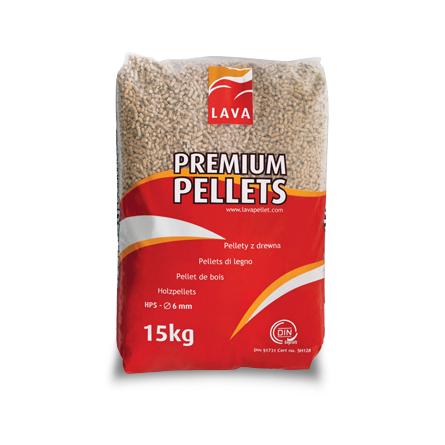 Pellet Lava - Bio Energy Piła