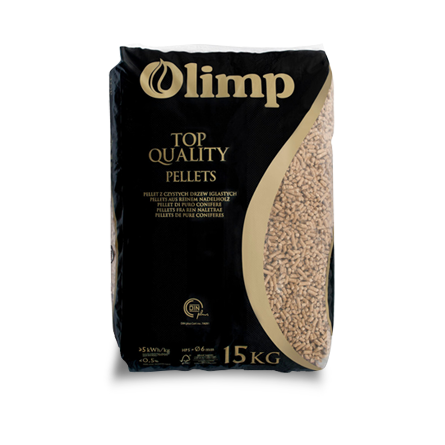 Pellet Olimp - Bio Energy Piła